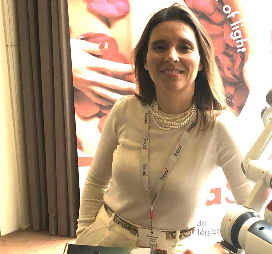 Imagem da notícia: Marta Monteiro: Covid-19 e o impacto na prótese dentária