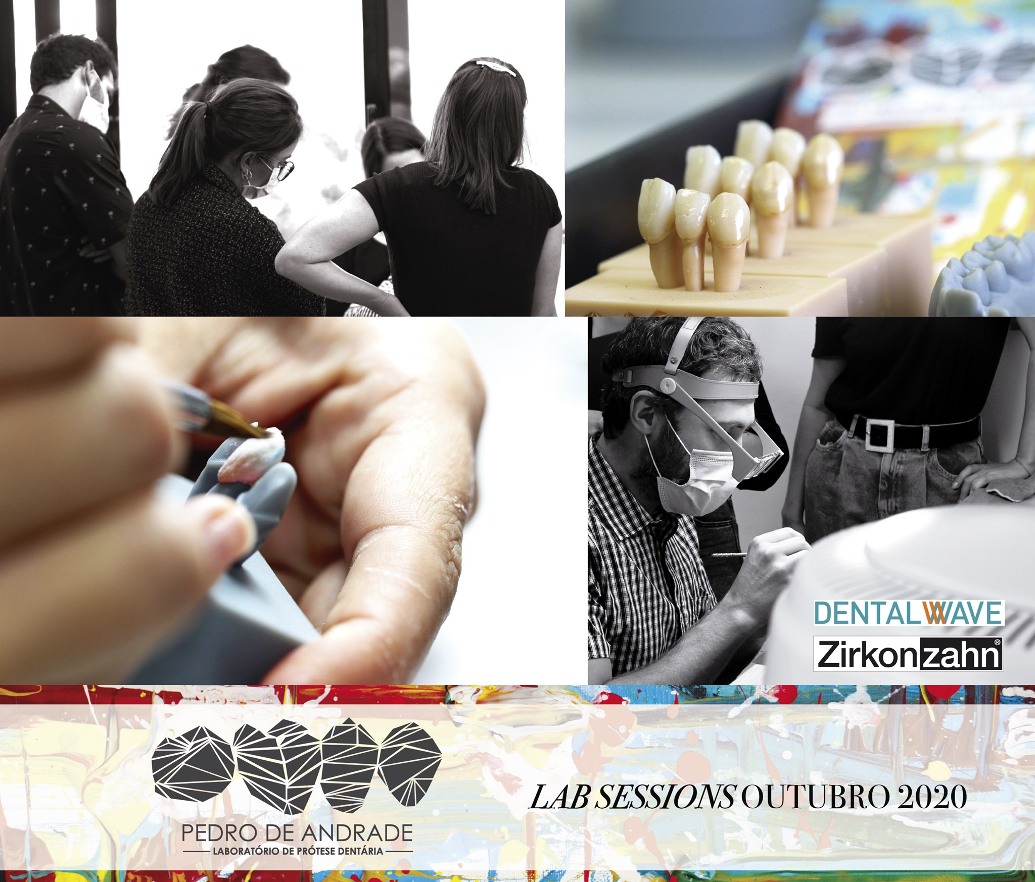 Imagem da notícia: Laboratório Pedro Andrade realizou novo LabSessions