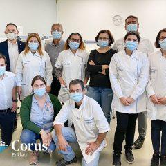 Imagem da notícia: Corus integra laboratório de prótese dentária Eriklab