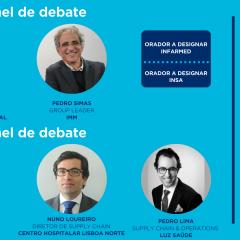 Imagem da notícia: Especialistas debatem a importância da digitalização do setor da saúde