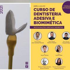 Imagem da notícia: Curso de Dentisteria Adesiva e Biomimética conta com protésicos