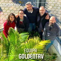 Imagem da notícia: Goldentav celebra 13 anos
