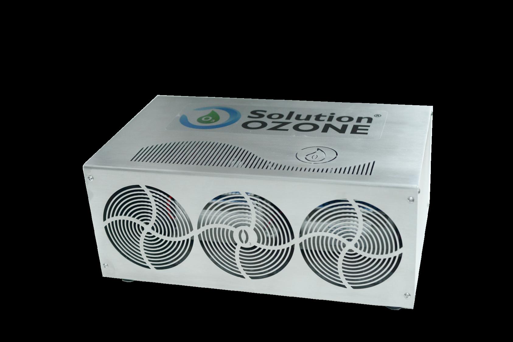 Imagem da notícia: Solution Ozone cria sistema de desinfeção do ar com ozono