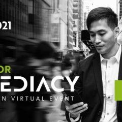 Imagem da notícia: #Timeforimmediacy: evento virtual de dois dias