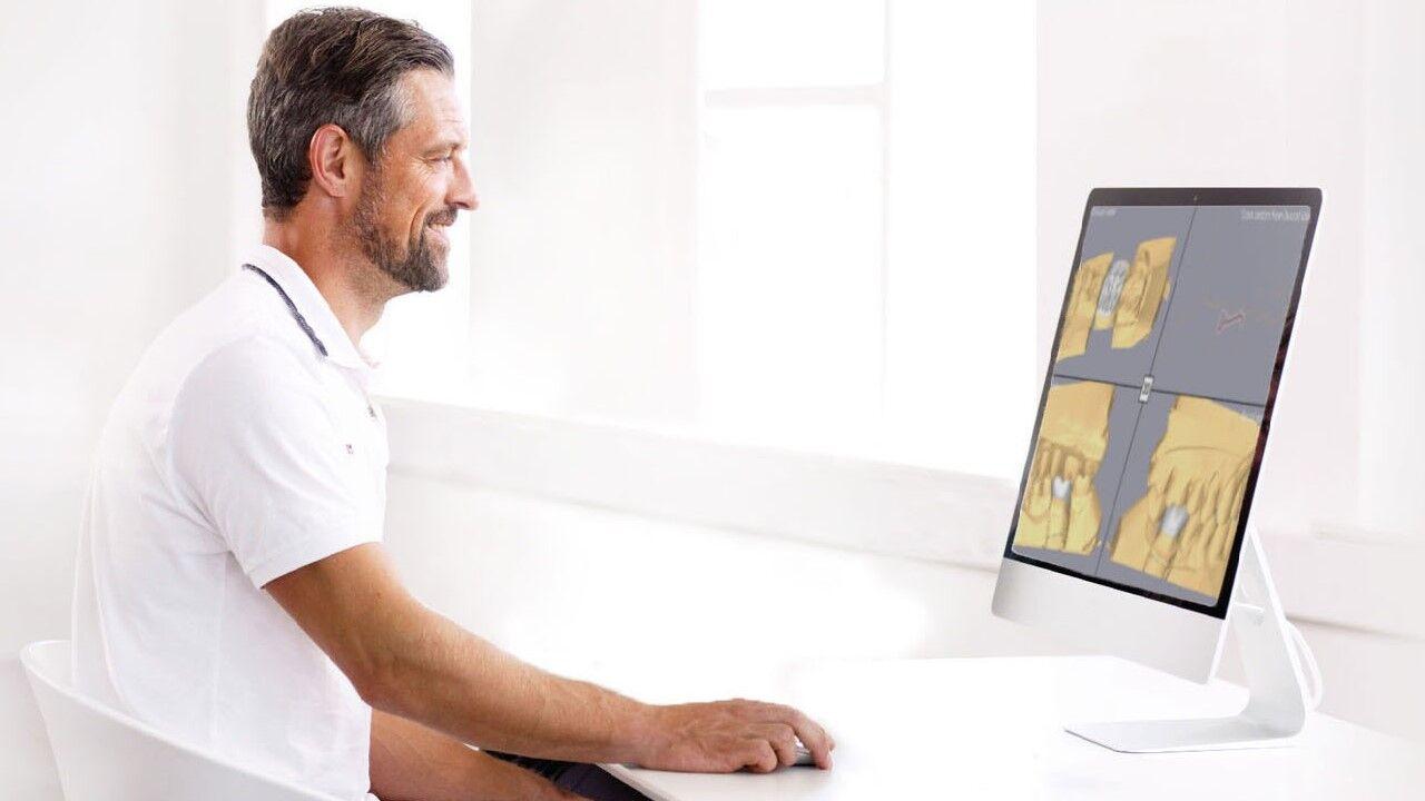Imagem da notícia: 3Shape Automate: nova solução de IA para laboratórios dentários