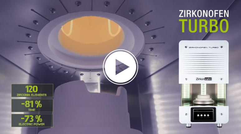 Imagem da notícia: Zirkonofen Turbo: começa uma nova era