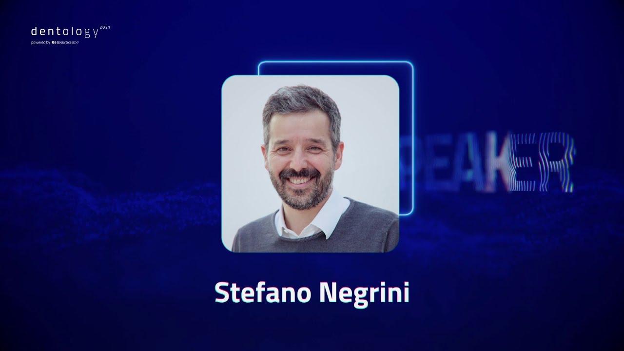 """Imagem da notícia: Dentology 2021: Stefano Negrini mostra o """"fluxo de trabalho digital num laboratório"""""""