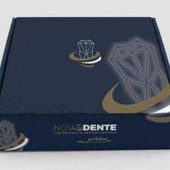 Imagem da notícia: Novodente cria novas caixas para transportar dispositivos médicos