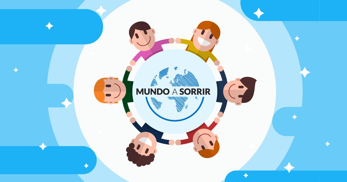 Imagem da notícia: 'Mundo A Sorrir' e ORAL-B unem-se na saúde oral de crianças em Portugal