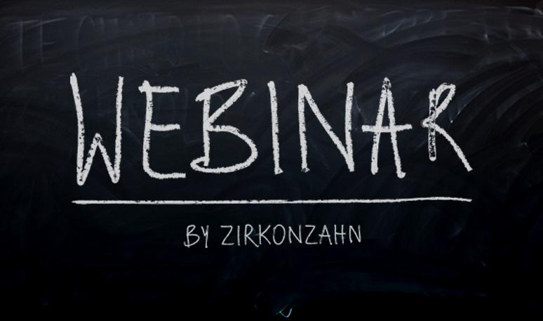 """Imagem da notícia: Zirkonzahn realiza webinar sob o tema """"Zircónicas e as suas aplicações"""""""