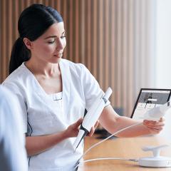 """Imagem da notícia: 3Shape renova condições de utilização do scanner intraoral """"TRIOS"""""""