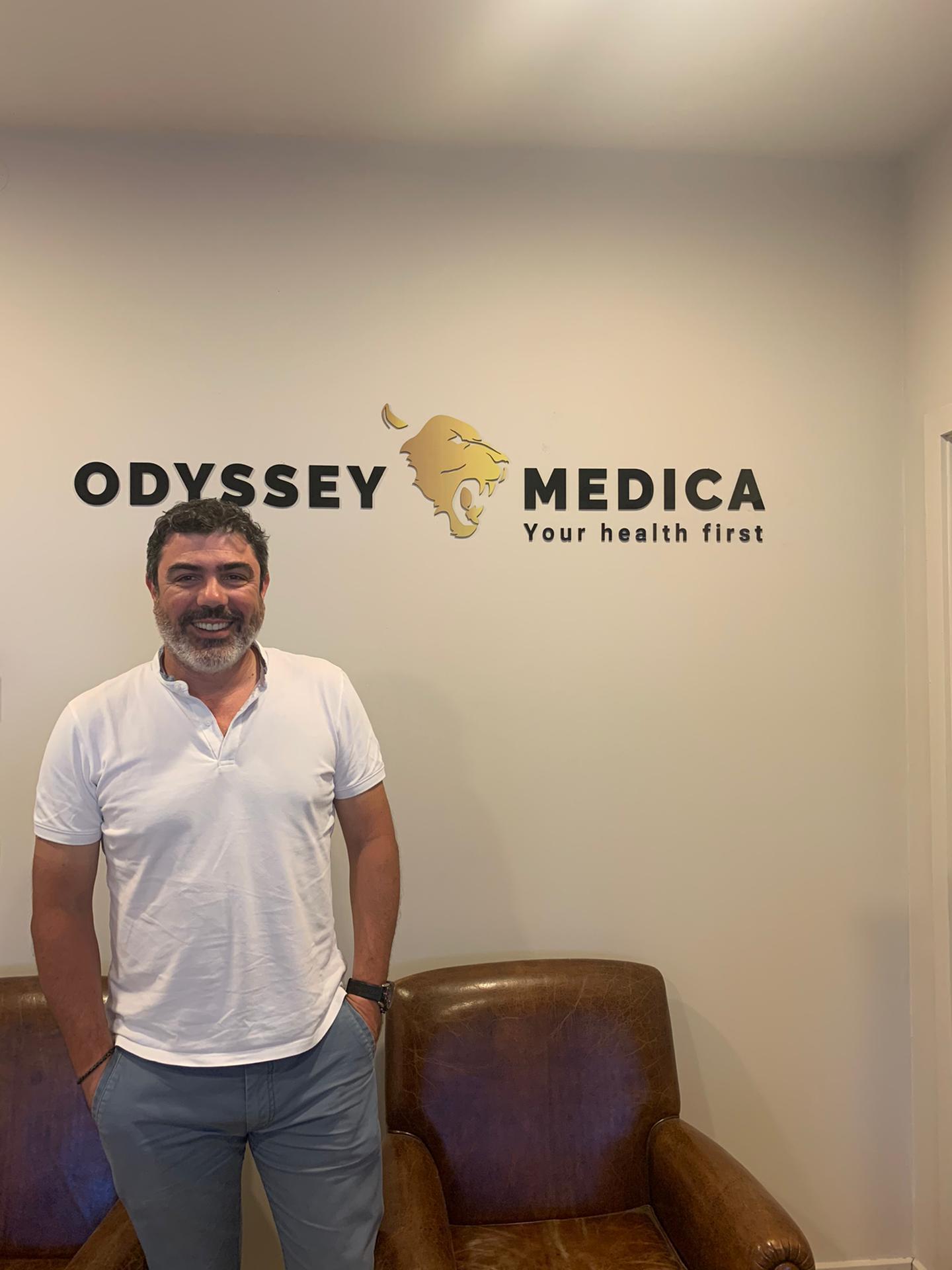 Imagem da notícia: Odyssey Médica abastece mercado da prótese dentária
