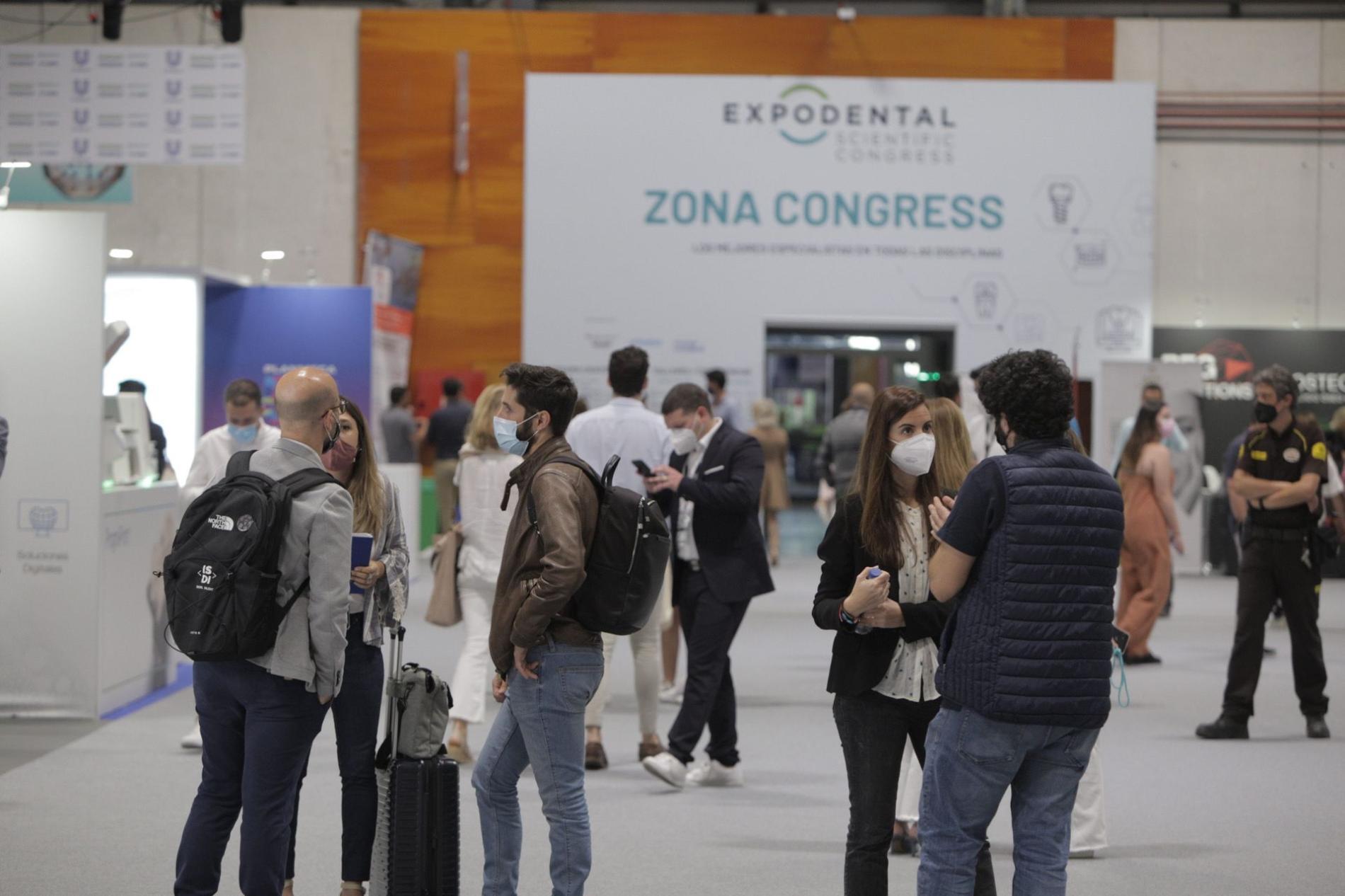 Imagem da notícia: Expodental Scientific Congress fecha primeira edição