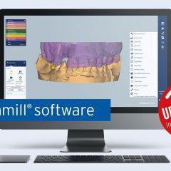 """Imagem da notícia: Amann Girrbach otimiza software Ceramill para """"maior eficiência e transparência"""""""